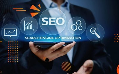 SEO or Search Engine Optimization by TurnItOrange will get you to page 1